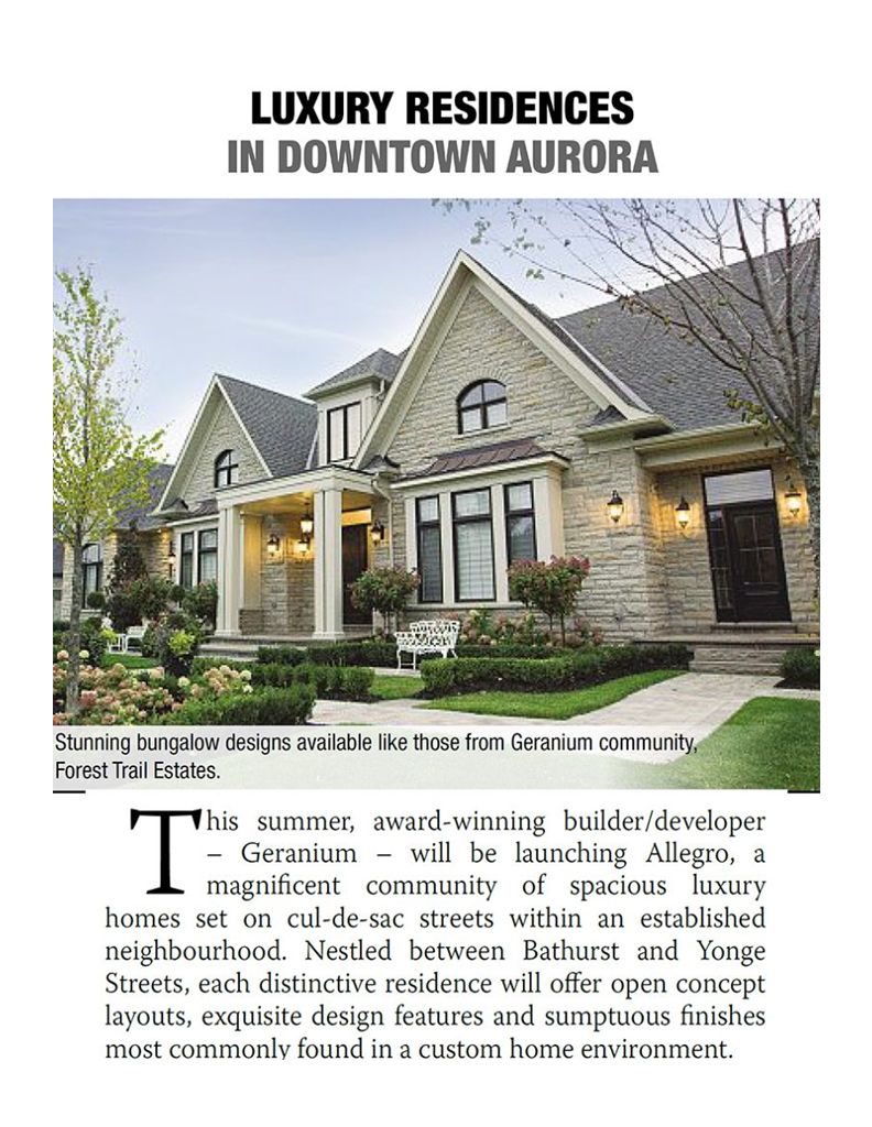 Home Hardware Design Centre Owen Sound   Features Aurora Allegro
