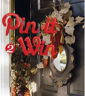 Pin it 2 Win #myGeraniumHome