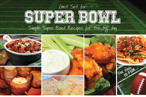 Simple Super Bowl Recipes