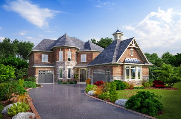 Copperstone is Ontario's first large-scale residential to introduce a greywater recovery system.