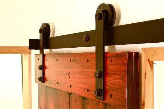 Sliding Barn Doors for your Home - Geranium Blog