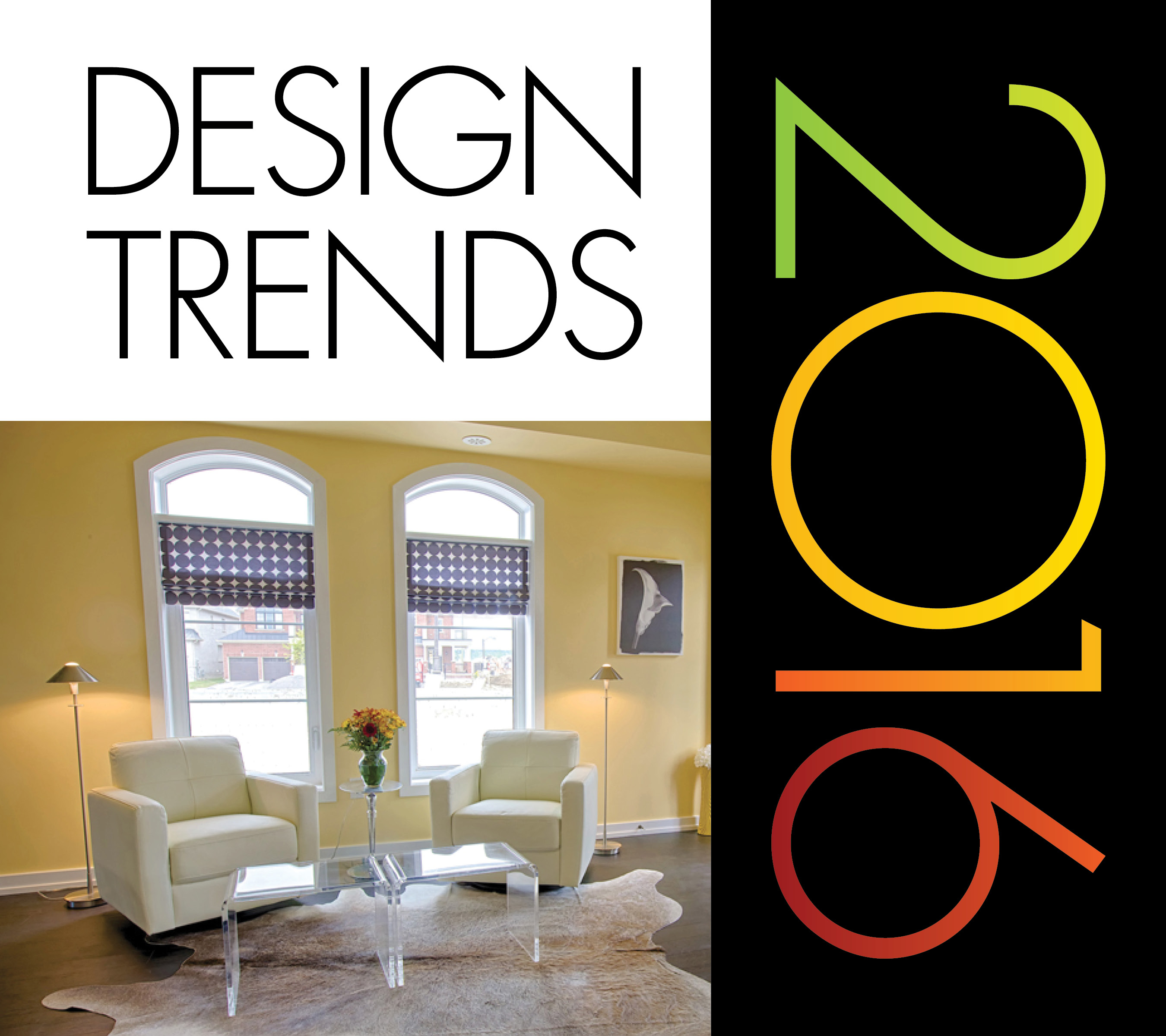 Six Home Dcor Trends for 2016 Geranium Blog