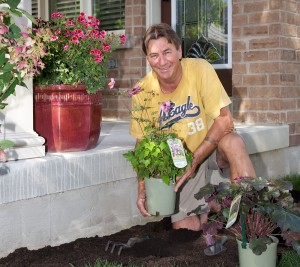 Cardinal Point Homeowner  at Neighbourhoods in Bloom Event