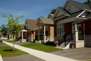 Bungalows in the Neighbourhood of Cardinal Point, Stouffville