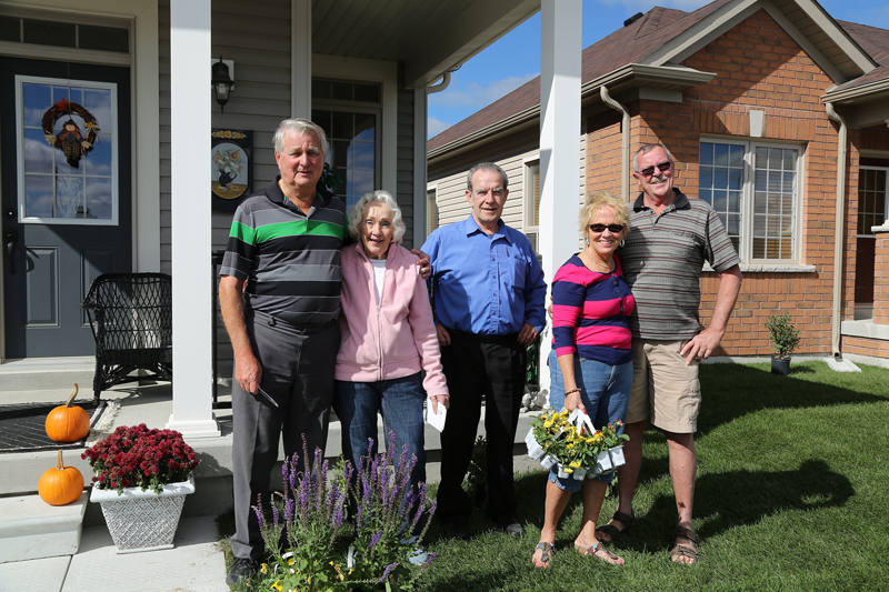 Neighbourhoods In Bloom, Verandas of Port Hope