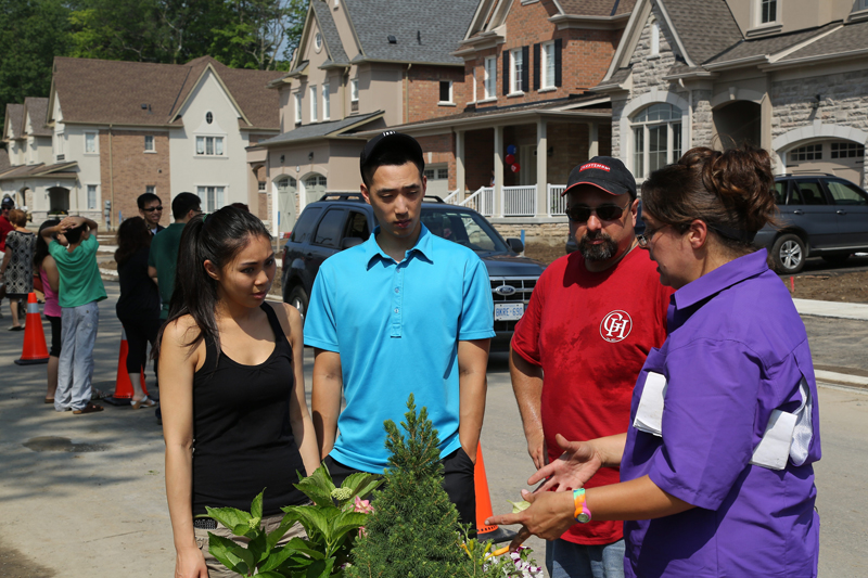 Neighbourhoods In Bloom Gardening Event, Courts of South Rouge
