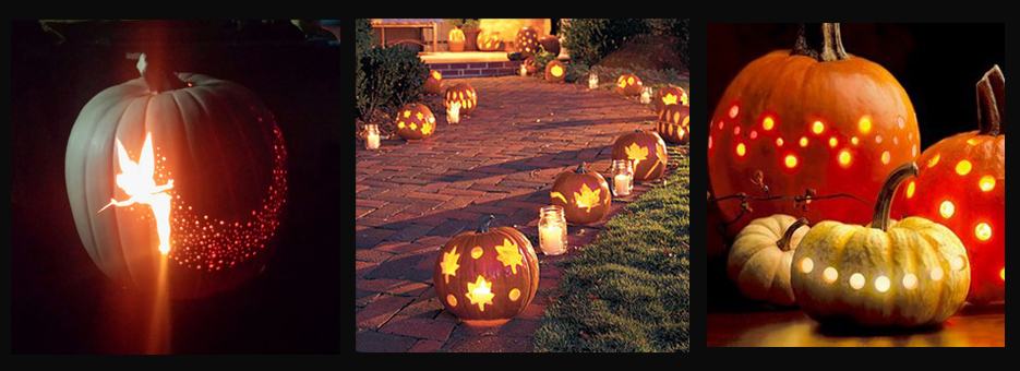 Great pumpkin ideas