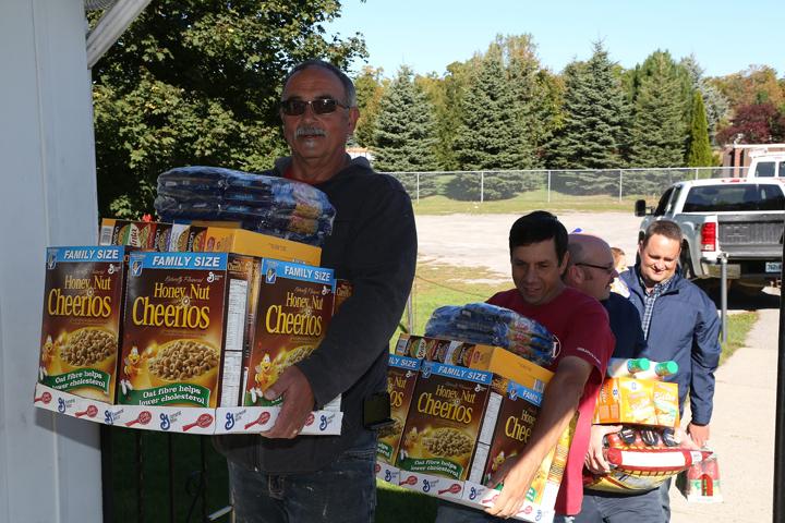 Geranium Homes lending a hand