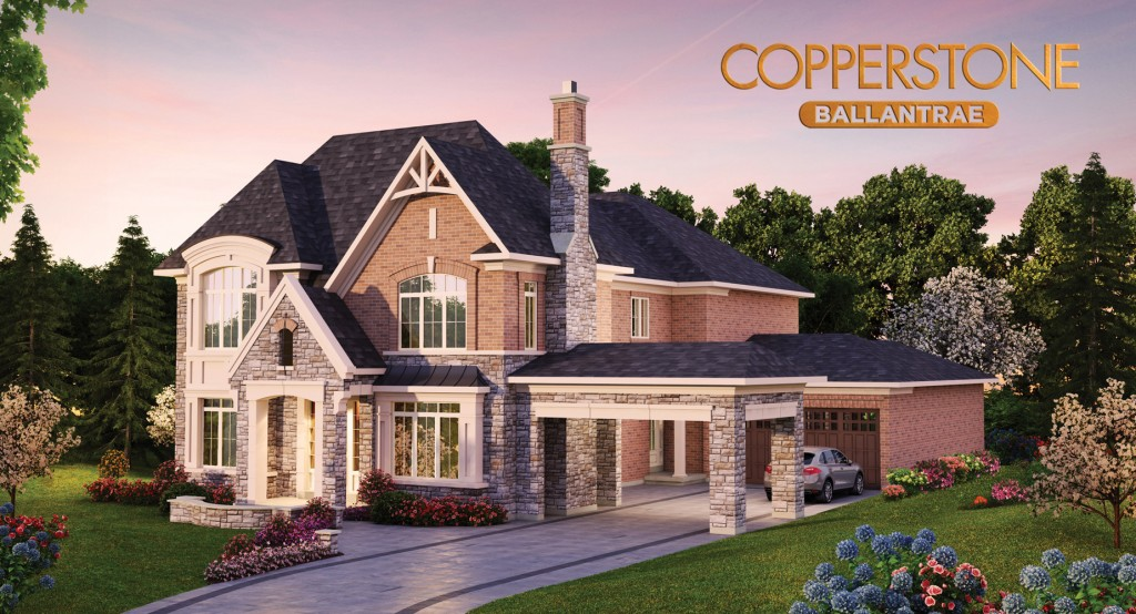 Copperstone manor homes in Ballantrae