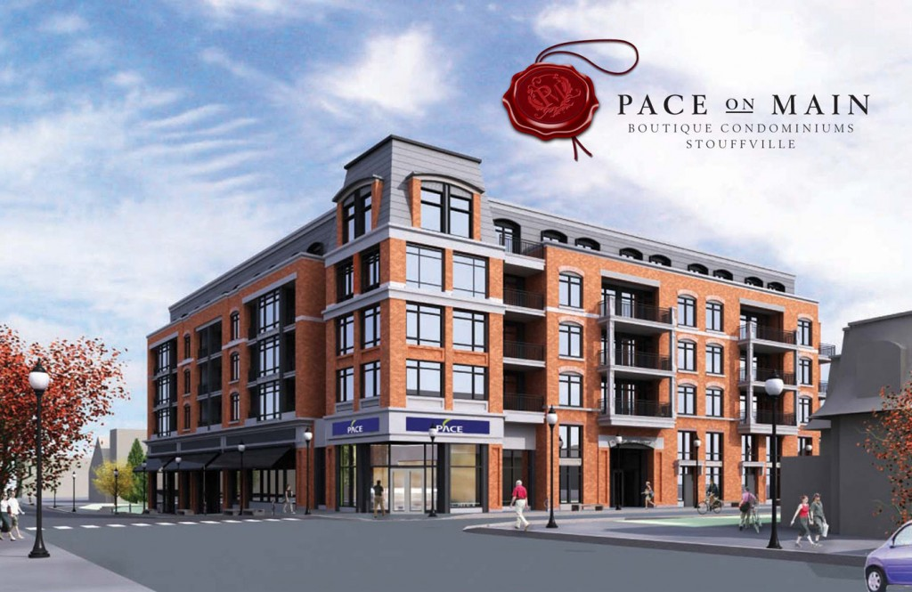 Pace On Main coming soon to downtown Stouffville
