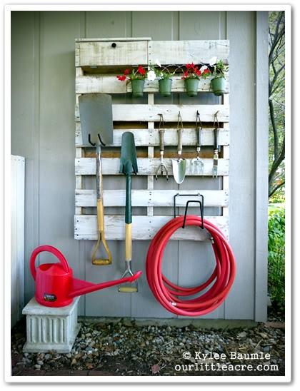 Great Garden Storage