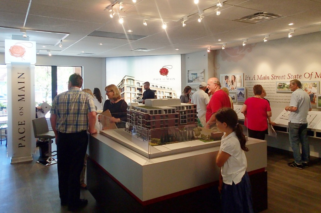 Pace on Main preview opening was a huge success.