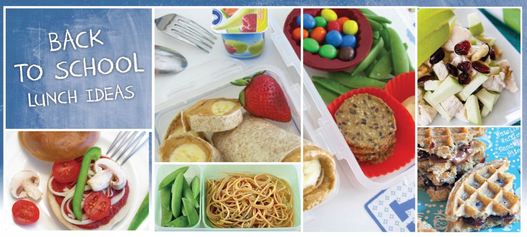 Lunchbox ideas for back to school