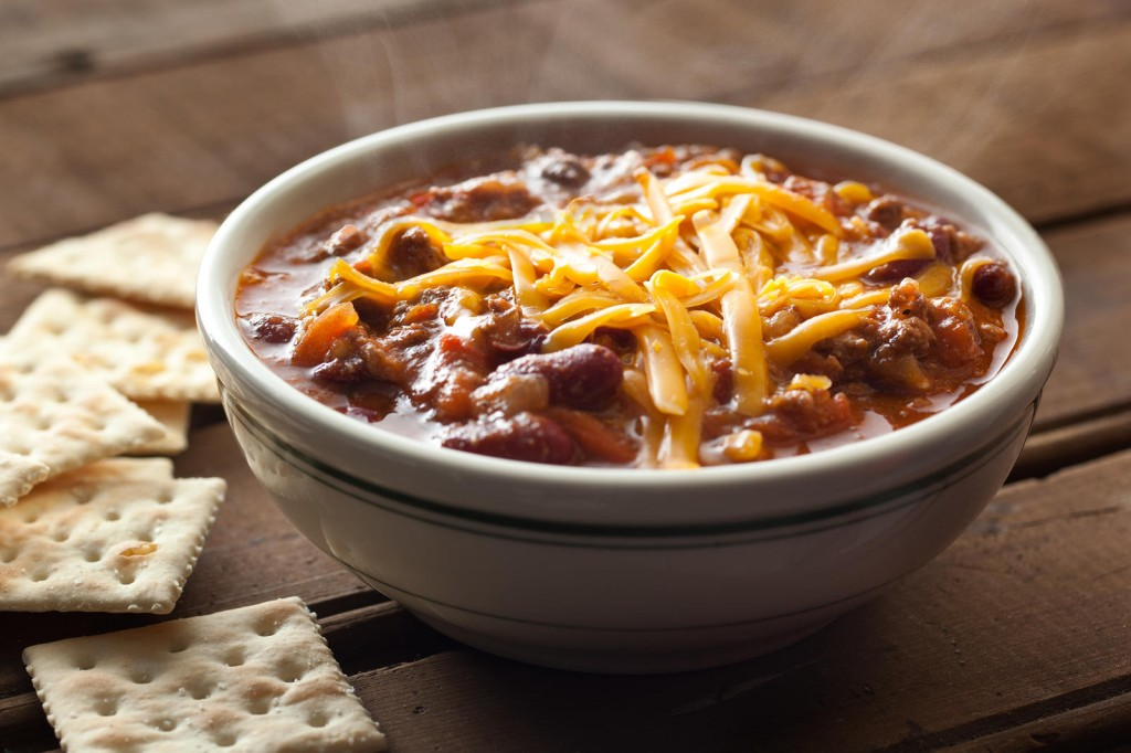 Nothing like easy slow cooker chili
