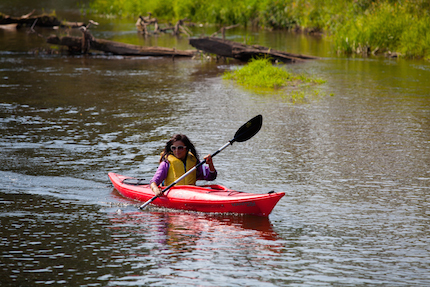 Top 8 Things To Do This Long Weekend - #7 Paddling and Hiking