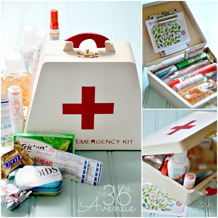 Example of an Emergency Kit
