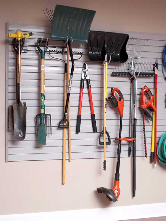 Get your garage in gear with these easy tips.