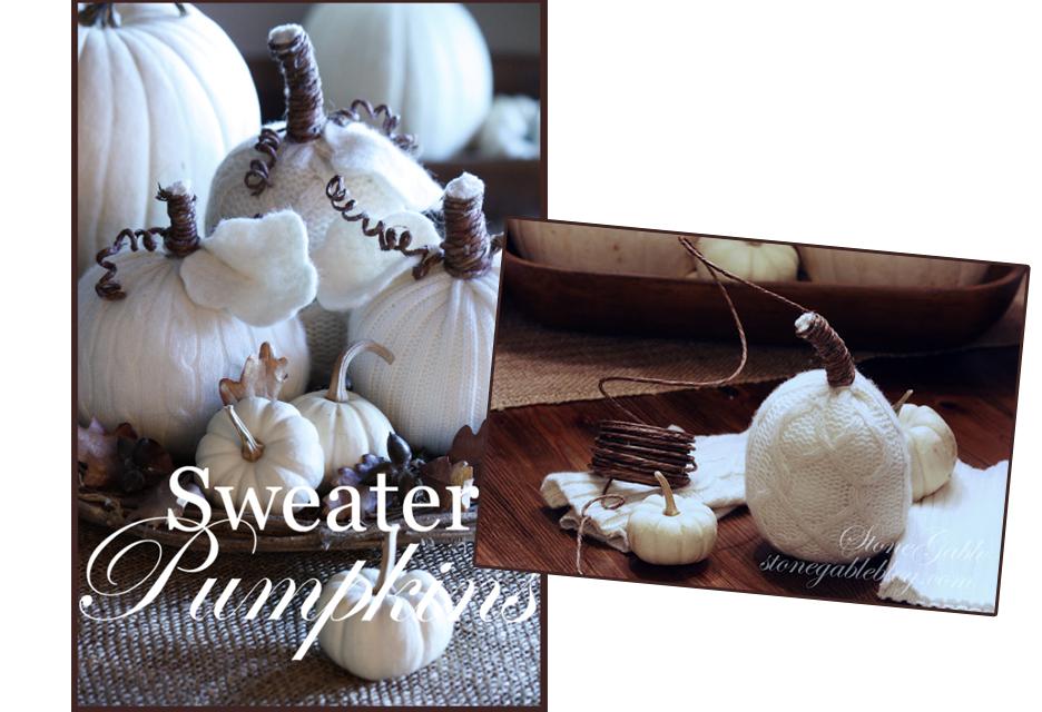 sweaterpumpkins