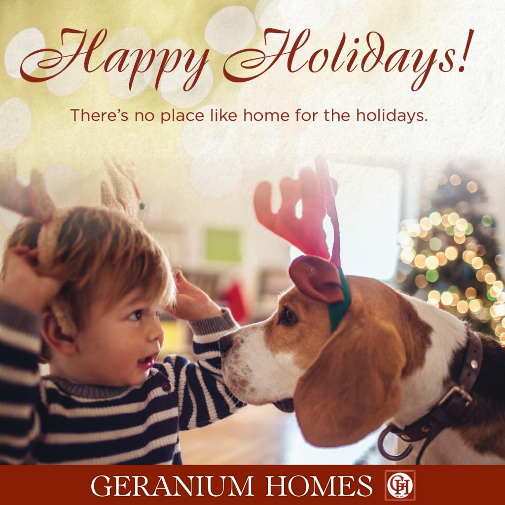 HappyHolidaysGeraniumHomes