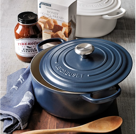 Dutch Ovens are a welcome addition to any kitchen.