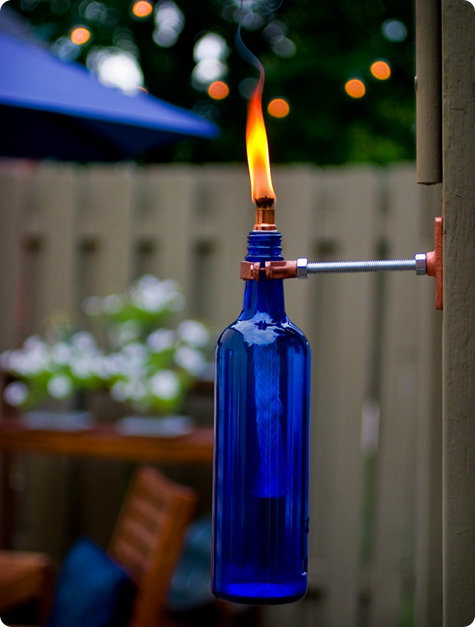 Upcycle torch
