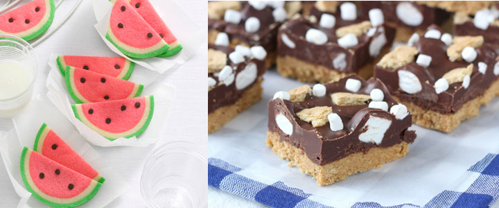 Baking is always fun, especially with easy recipes for kids to help.