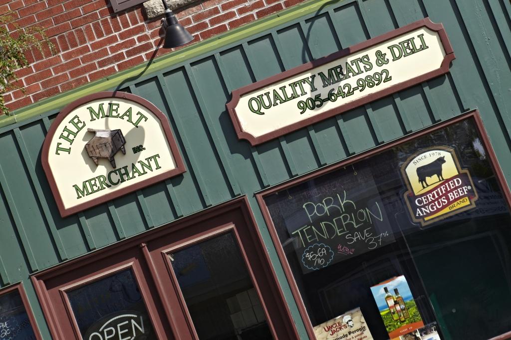 Meat Merchant