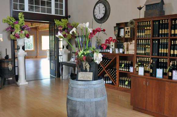 Visitors are always welcome at Willow Springs Winery in Stouffville.