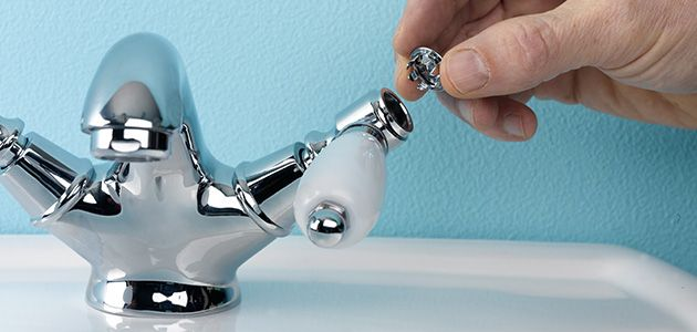 Fixing your leaky faucet is a money-saver!