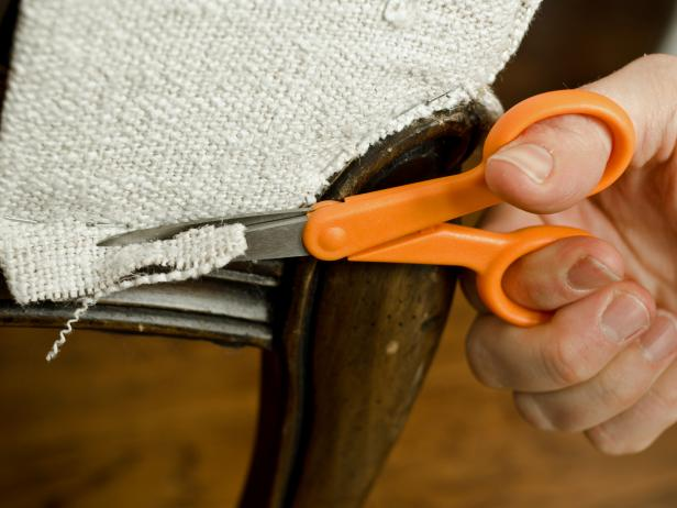 Yes you can reupholster your furniture yourself!