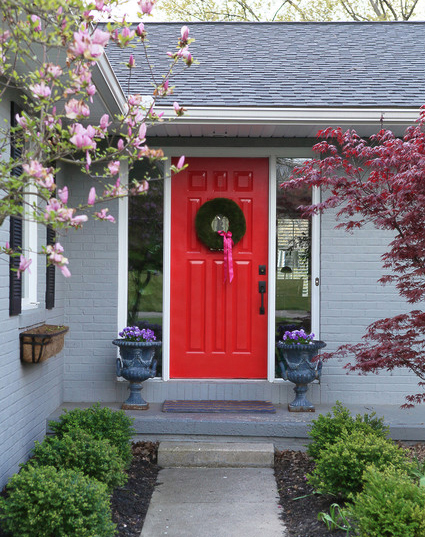How to Choose the Right Colour for your Front Door | Geranium Blog