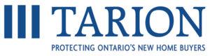 Tarion Blue Logo