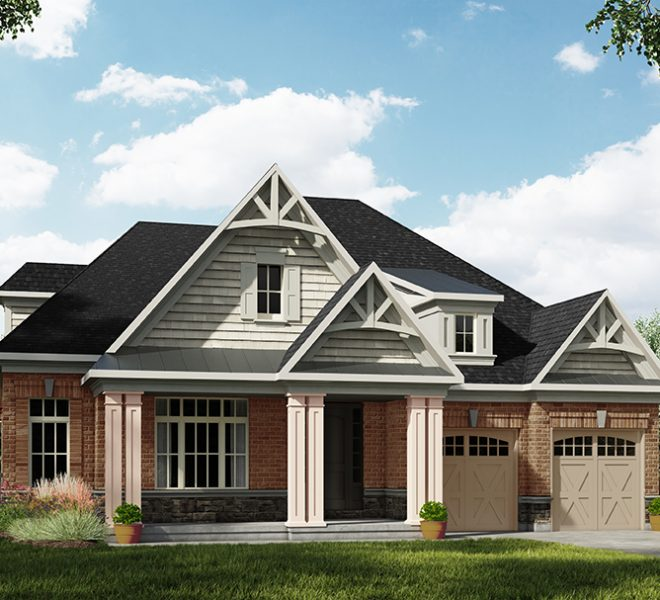 Bungalow Homes For Sale In Brampton: 2-Storey And Bungalow-Loft Homes For Sale In Allegro