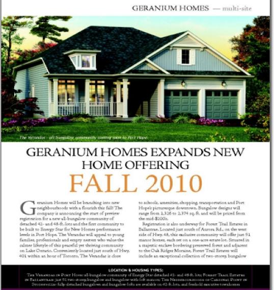 Geranium-Homes-Fall-2010